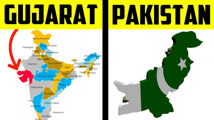 Gujarat vs Pakistan Comparison | Gujarat 2019 | Pakistan 2019